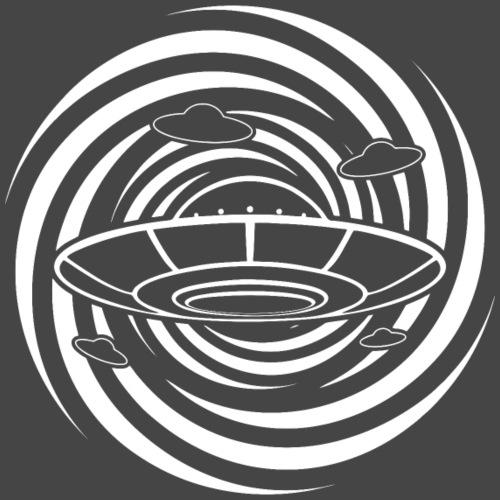 Ufo Tekno 23 Aliens - Maglietta Premium da uomo