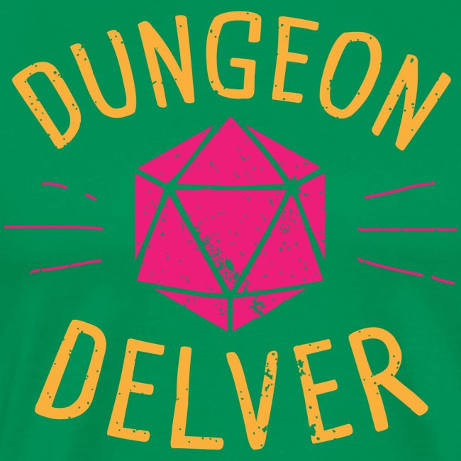 Dungeon Delver yellow pink