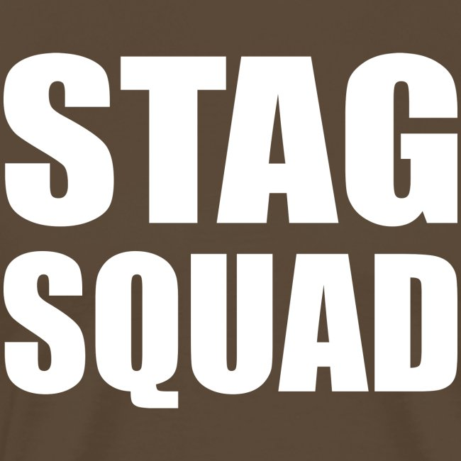 Stag Squad Bräutigam Junggesellenabschied