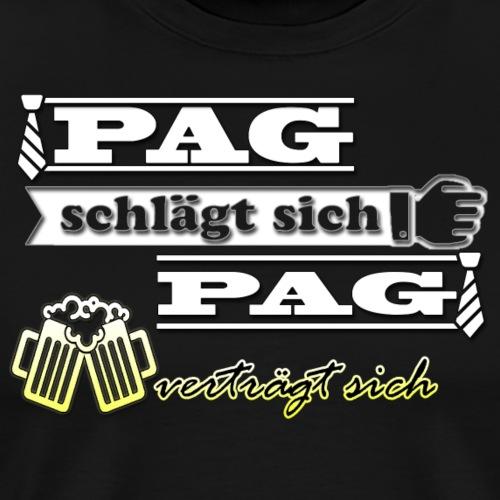 ProjektAuftragGeber unter sich - Männer Premium T-Shirt