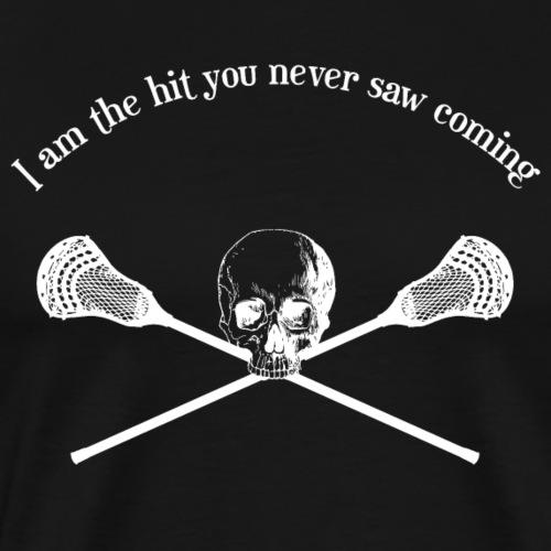 Lacrosse LAX - Männer Premium T-Shirt