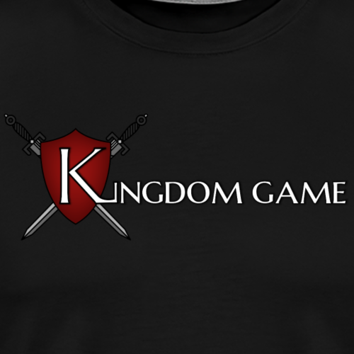 KingdomGame 2 Logo - Men's Premium T-Shirt