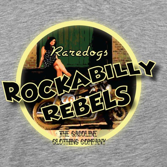 rockabilly rebels pinup