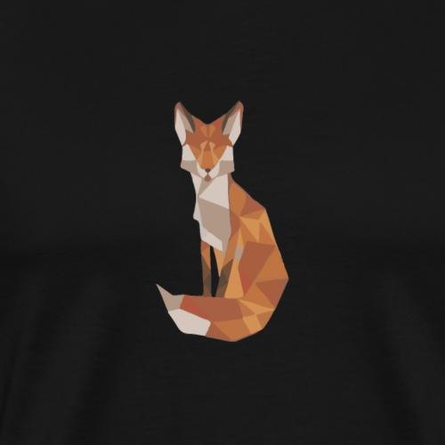 Renard d'automne - T-shirt Premium Homme