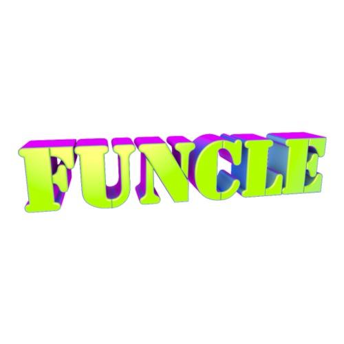 Funcle - Männer Premium T-Shirt