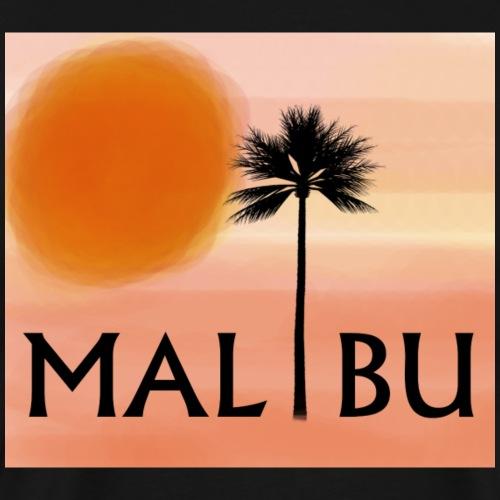 Malibu Design - Männer Premium T-Shirt