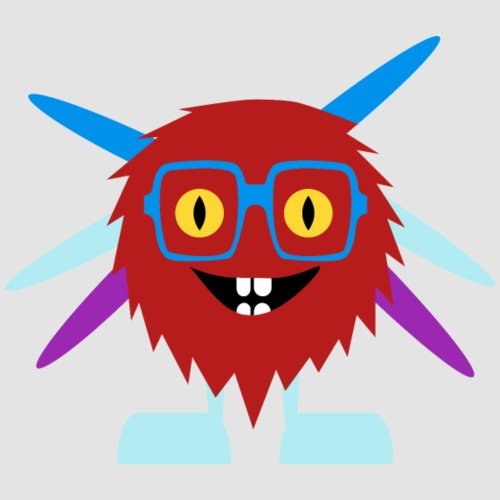 Monster Uri - Mannen Premium T-shirt