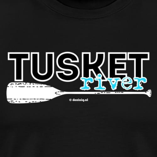 Tusket River - Mannen Premium T-shirt