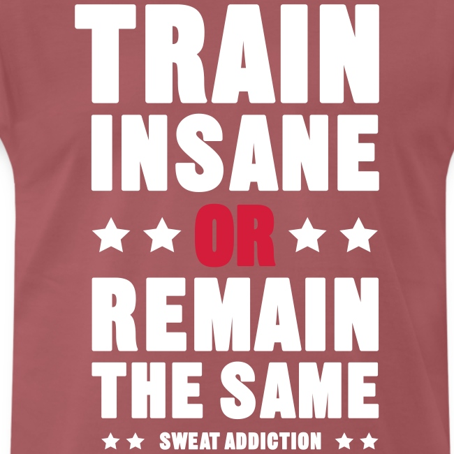 Train Insane