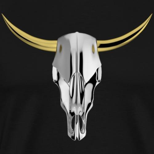 Skull Crane - T-shirt Premium Homme