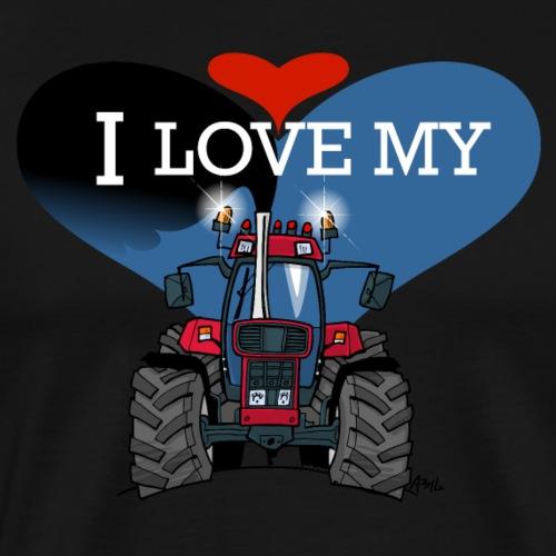 0841 0340 I love my IH - Mannen Premium T-shirt