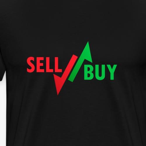 Sell&Buy - Camiseta premium hombre