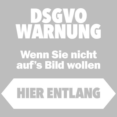 DSGVO-Foto weiß VORNE - Männer Premium T-Shirt