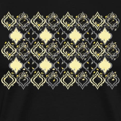 Orientalisches Muster - Männer Premium T-Shirt