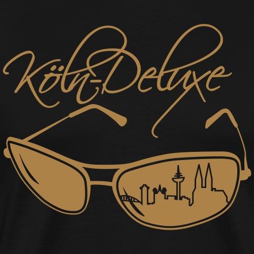 brille - Männer Premium T-Shirt