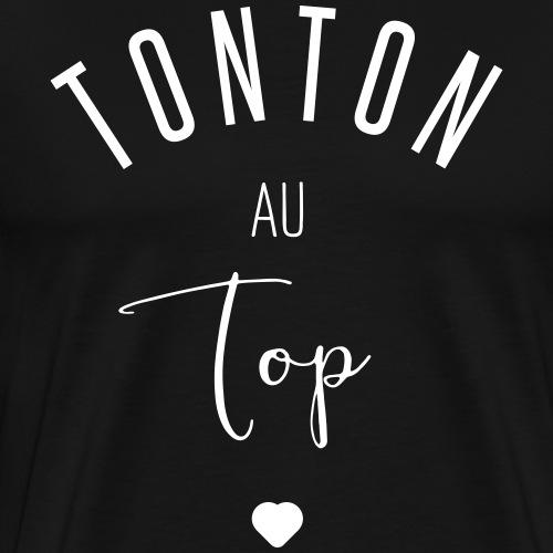 Tonton au top - T-shirt Premium Homme