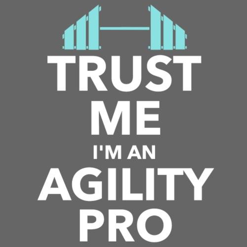 Trust Me Agility - Miesten premium t-paita