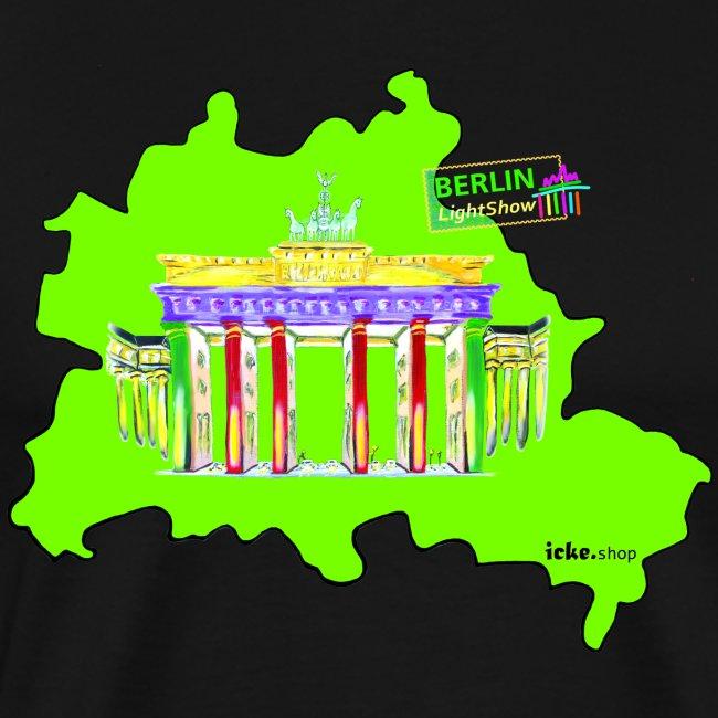 Berlin ist grün und bunt / BerlinLightShow