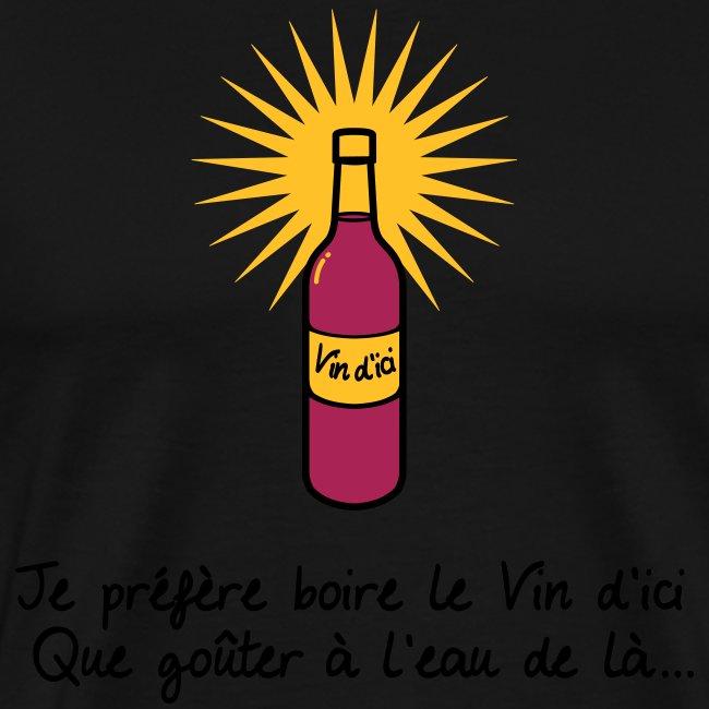 le vin dici