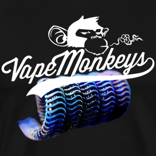 VapeMonkeys - Männer Premium T-Shirt
