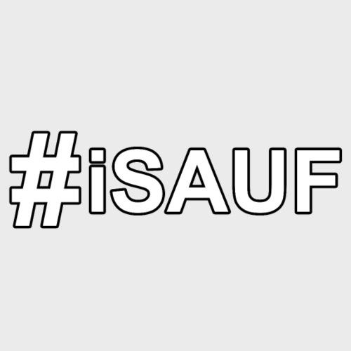 Hashtag iSauf - Männer Premium T-Shirt
