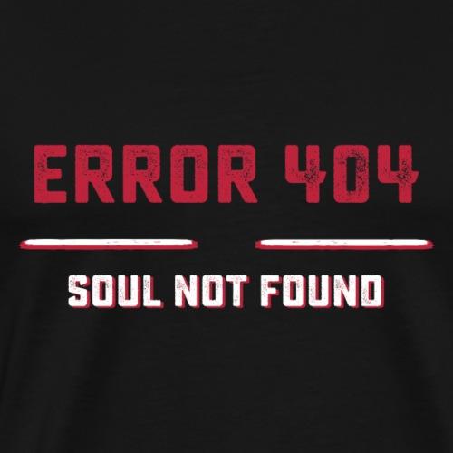 Error 404 - T-shirt Premium Homme