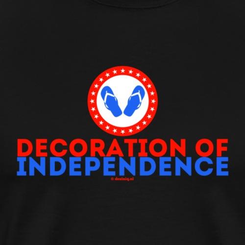 Decoration of Independence - Mannen Premium T-shirt