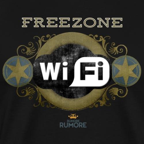 freezone wifi - Camiseta premium hombre