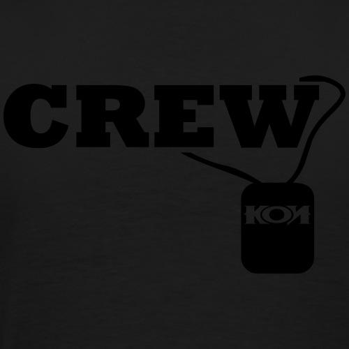 KON - Crew - Männer Premium T-Shirt