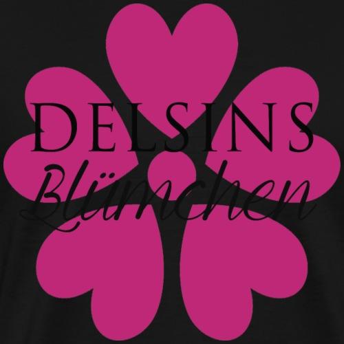 Delsins Bluemchen - Männer Premium T-Shirt