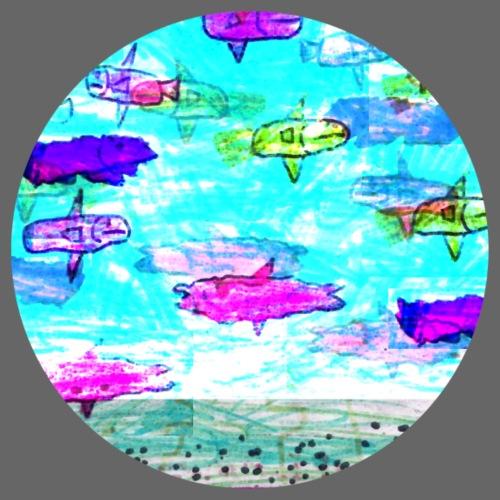 Aquarium - Männer Premium T-Shirt