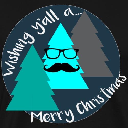 Merry Christmas v2 - Männer Premium T-Shirt