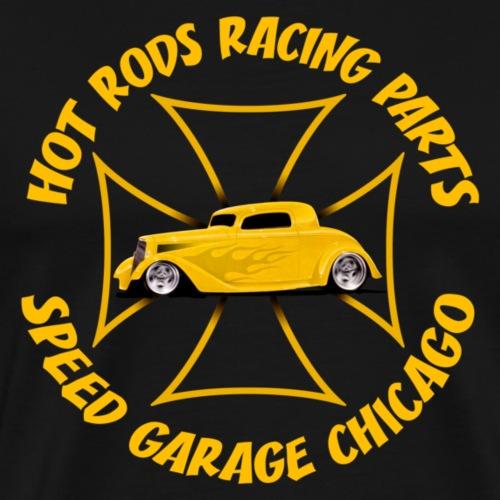 racing_parts_3 - Men's Premium T-Shirt