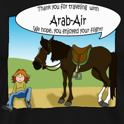 Araber - Männer Premium T-Shirt