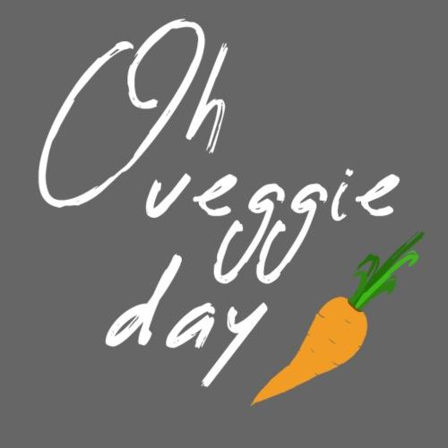 Oh veggie day - Männer Premium T-Shirt