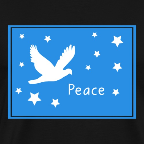 Peace for All - Men's Premium T-Shirt