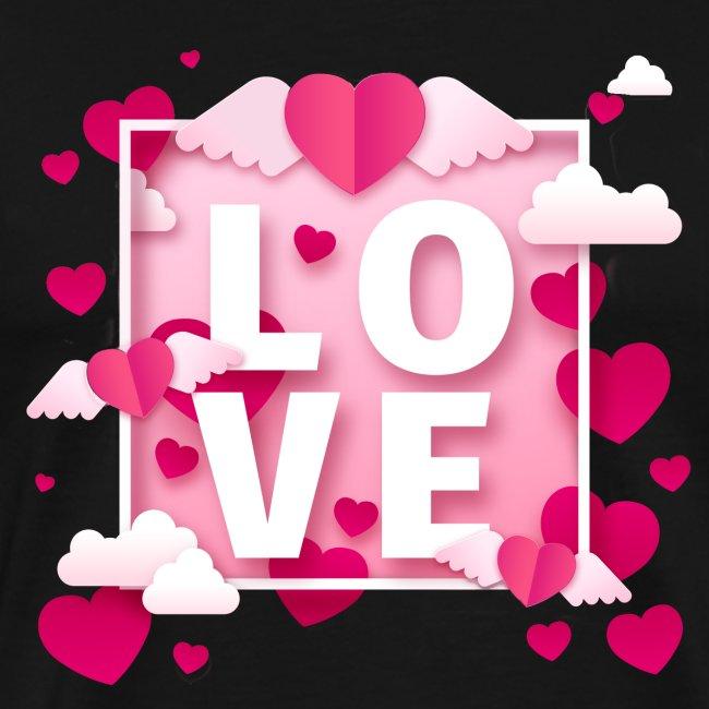 Koszulka miłość 11