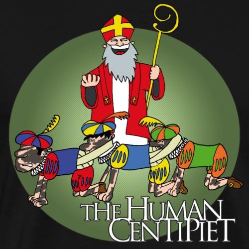 The Human Centipiet - Mannen Premium T-shirt