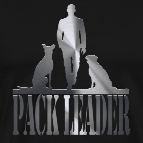 pack Leader - Männer Premium T-Shirt