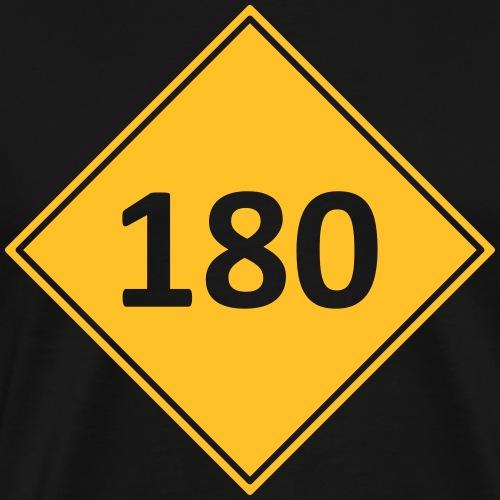 australien 180 einfarbig cdr ii - Männer Premium T-Shirt