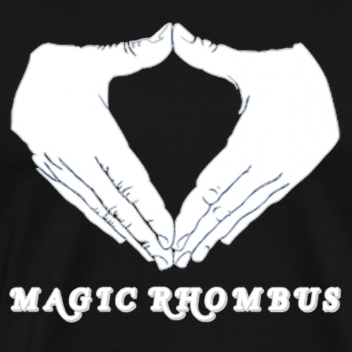 Magic Rhombus - Männer Premium T-Shirt