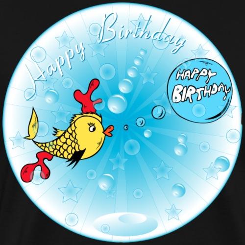 Happy Birthday - Männer Premium T-Shirt