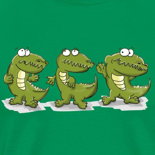 Nice krokodile