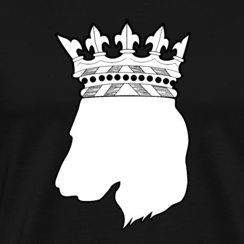 Wolf Style Store (Logo en Blanco) - Camiseta premium hombre