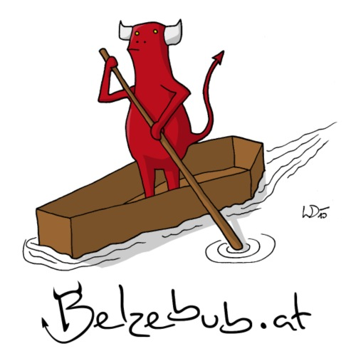 Belzebub 04 - Gondolieri - Männer Premium T-Shirt