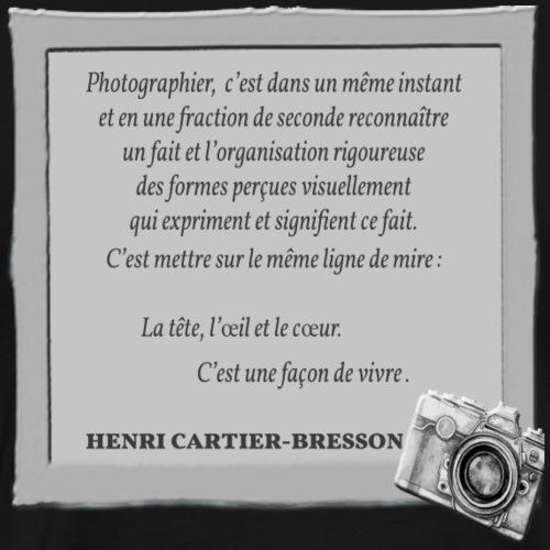 etre photographe