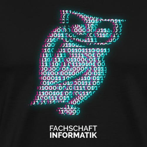 Fachschaft Informatik KÖN-Binär-Code - Männer Premium T-Shirt