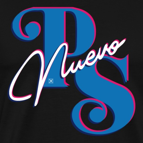 Nuevo PS - Camiseta premium hombre