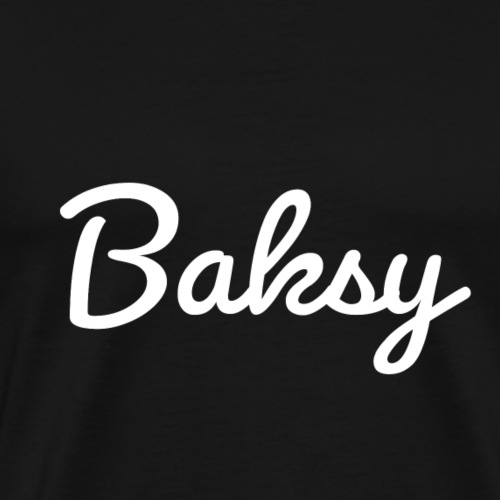 Baksy - Men's Premium T-Shirt