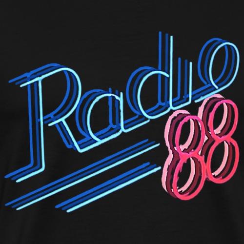 Radio 88 - Männer Premium T-Shirt